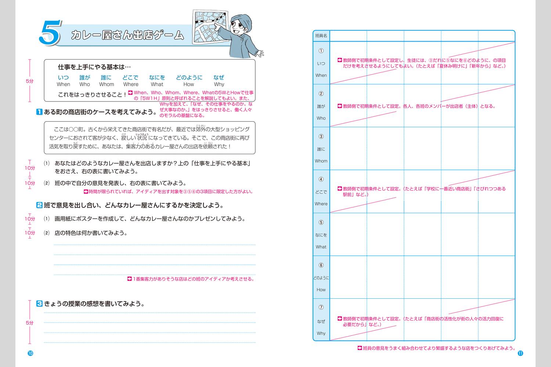 ... ワークシート4(職業体験編 : 4年漢字テスト : 漢字