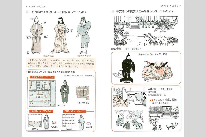 歴史用語事典 | 中学校教材 ...